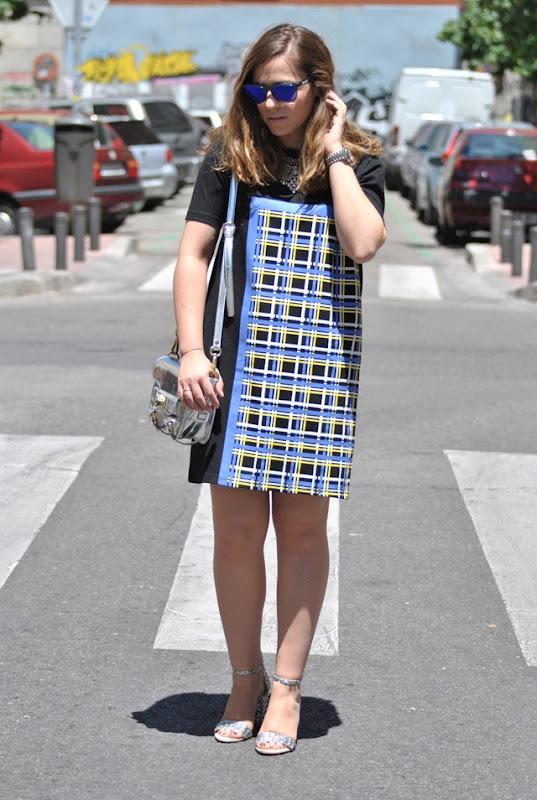 Squares Dress