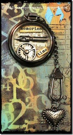 closeup watch w frame
