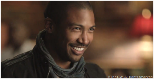 Charles Michael Davis as Marcel in THE ORIGINALS.