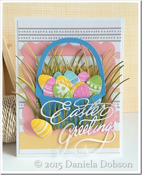 Easter greetings by Daniela Dobson