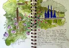 rienes garden sketch
