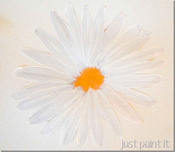 how-to-paint-daisy-D
