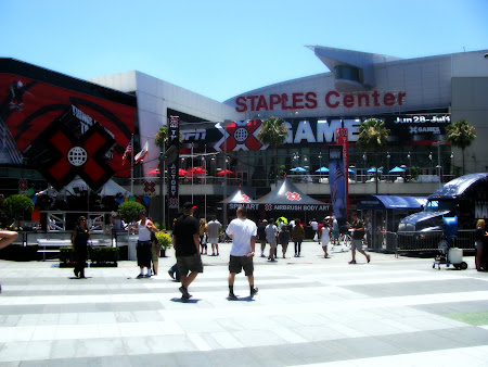 Imagini Los Angeles: Summer X Games la Staples Center