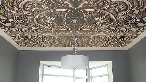 Tin Tile Effect