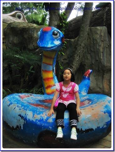 น้องโซเฟียไปเที่ยวสวนสัตว์  นครราชสีมา โคราช