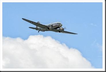"C-47D ""SKYTRAIN"" Yankee Doodle Dandy"
