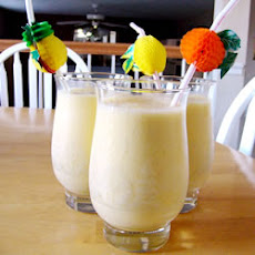 Orange Banana Smoothie