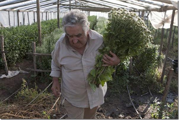 O Presidente do Uruguai José Mujica (10)