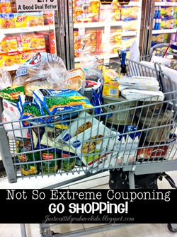 Couponing_Go-Shopping