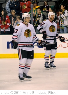 'Michael Frolik and Ryan Johnson' photo (c) 2011, Anna Enriquez - license: http://creativecommons.org/licenses/by/2.0/