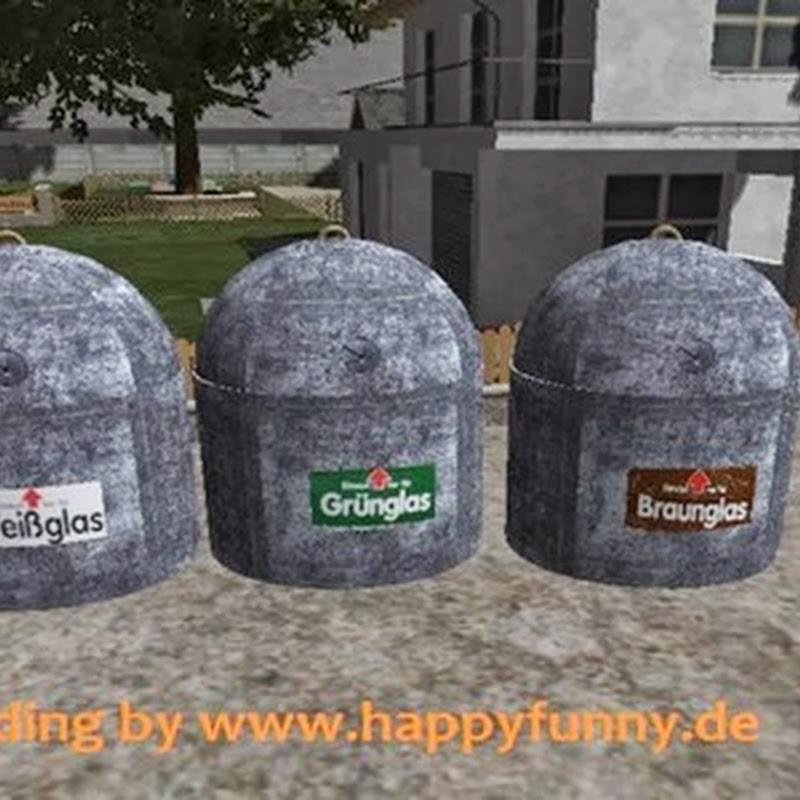 Farming simulator 2013 - Glass container age style v 1.0