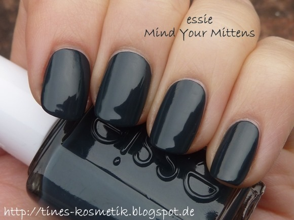 essie Mind Your Mittens 3