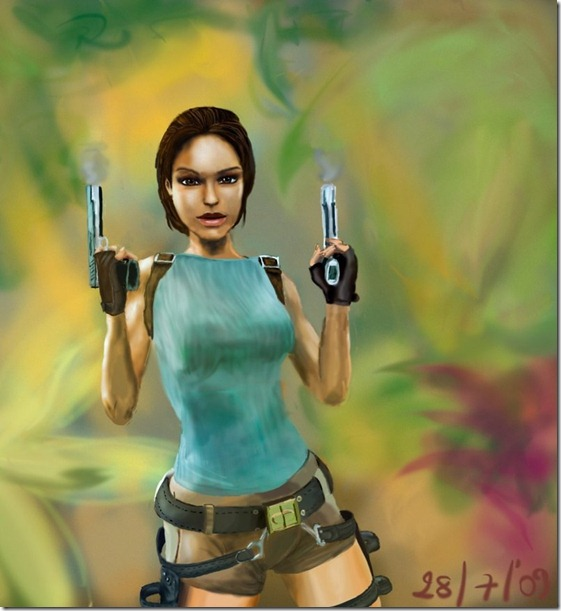 Lara Croft (86)