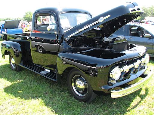 1951 Ford Fido