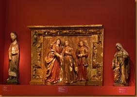 Santiago, museum of pilgrims N