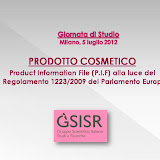 PRODOTTO COSMETICO: Product Information File (P.I.F.) - 05/07/12