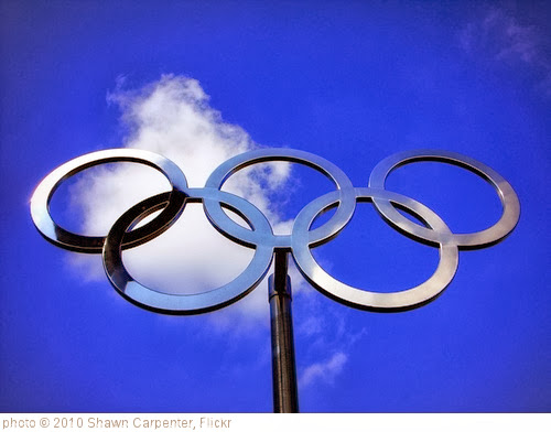 'Olympic Rings' photo (c) 2010, Shawn Carpenter - license: http://creativecommons.org/licenses/by-sa/2.0/
