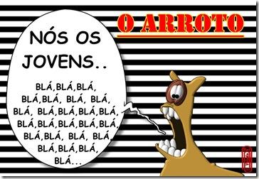 O ARROTO -NÓS OS JOVENS...