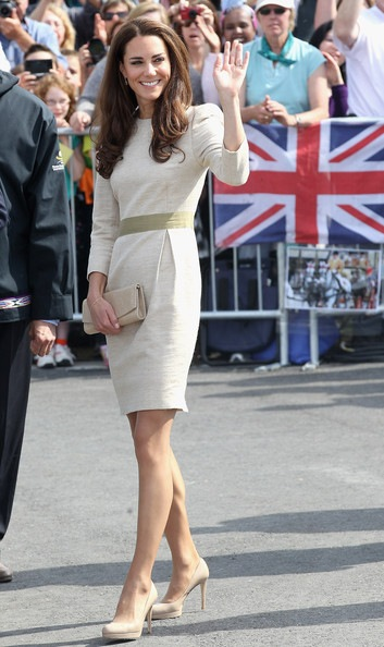 Kate Middleton in Yellowknife