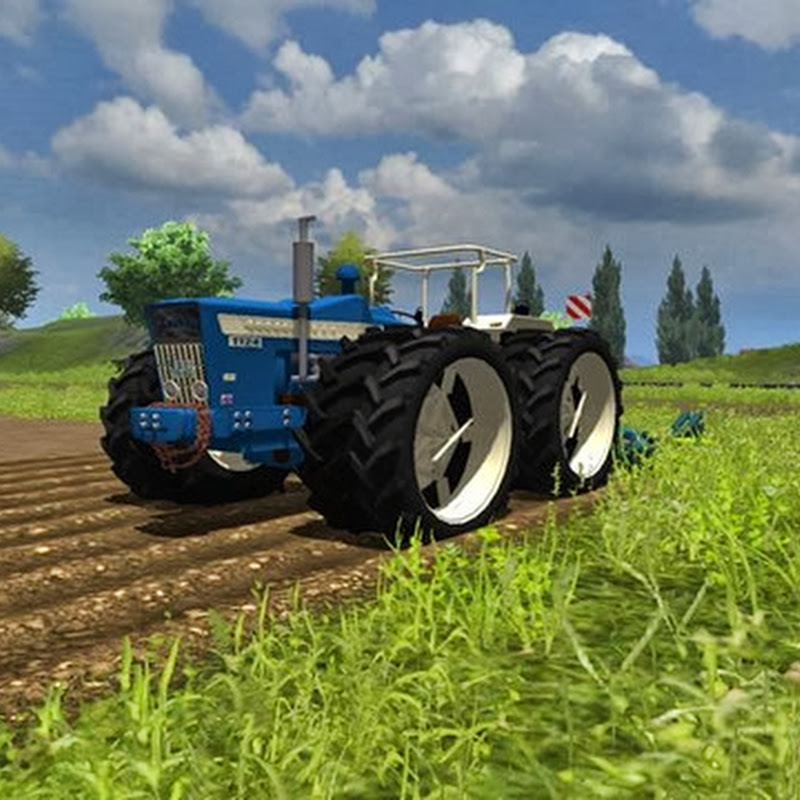 Farming simulator 2013 - Ford County 1124 v 2.6 Super six