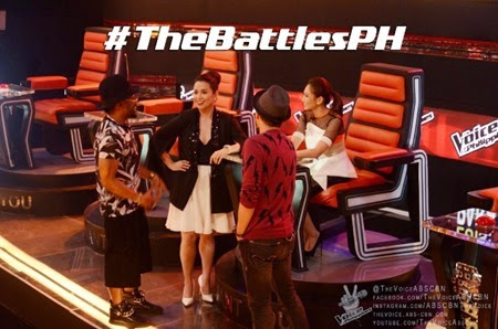 The Voice PH 2 - Battles