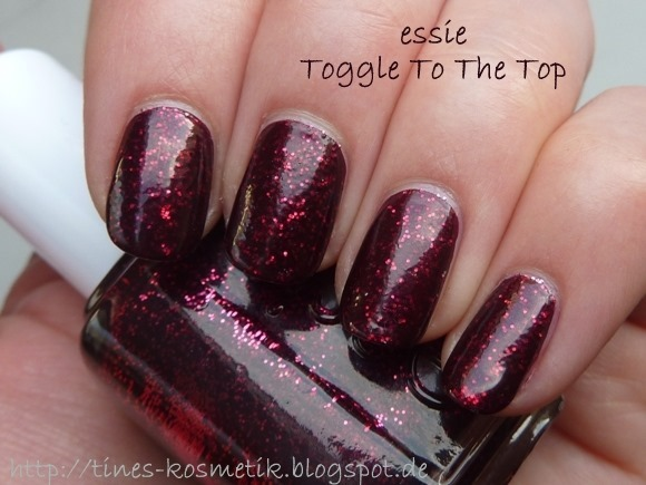 essie Toggle To The Top 2