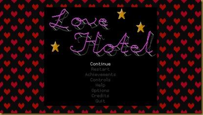 Love Hotelタイトル