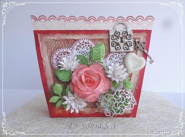 Handmade Flowers 1