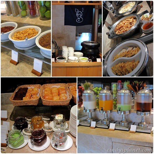 Bangkok Grand Mercure Hotel Fortune Breakfast