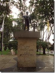 Monumento a Padilla-ParkWay