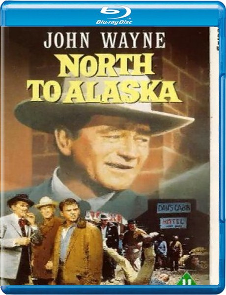 North to Alaska | Alaska Fedaileri | 1960 | 720p | BluRay | x264 | DTS | DUAL