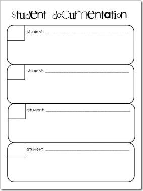StudentDocumentation