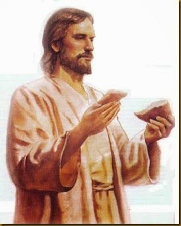 PAN DE VIDA JESUS