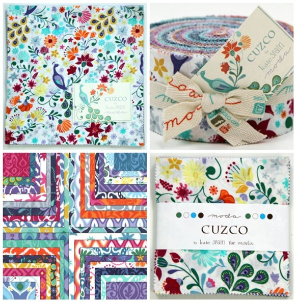 Cuzco by Kate Spain www.fabricbuzz.com