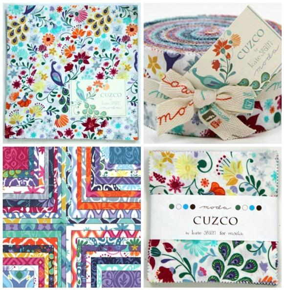 Cuzco by Kate Spain www.fabricbuzz.com