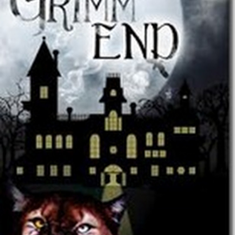 Orangeberry Book of the Day – Grimm End by ST Cameron