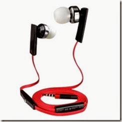 Snapdeal: Buy SoundLogic Cable Stereo Earphones at Rs.375