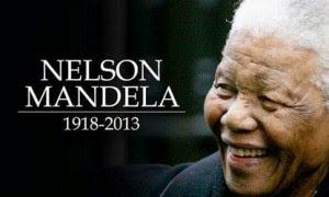 Nelson Mandela first anniversary