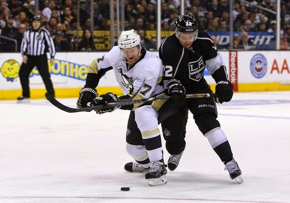 Paul Martin Pittsburgh Penguins v Los Angeles Ah0JOYR0klml
