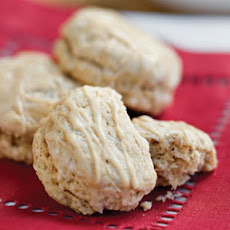 Chai Tea Mini Biscuits
