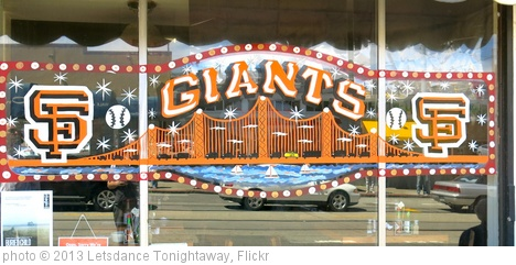 'san francisco giants, 2013' photo (c) 2013, Letsdance Tonightaway - license: http://creativecommons.org/licenses/by-nd/2.0/