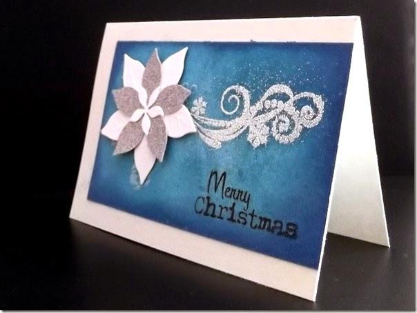 Božićna čestitka - Christmas card - Weinachtkarte (2)