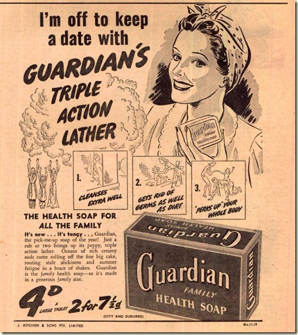 guardian soap