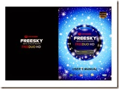 FREESKY FREEDUO HD