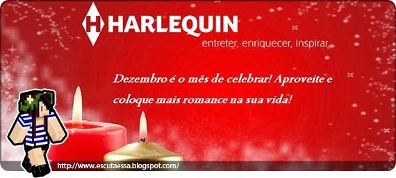 Lançamentos Literários - Harlequin dezembro 13