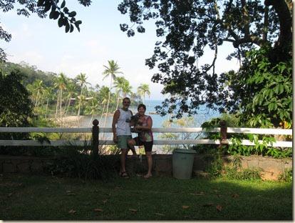 Vista Praia Garapocaia