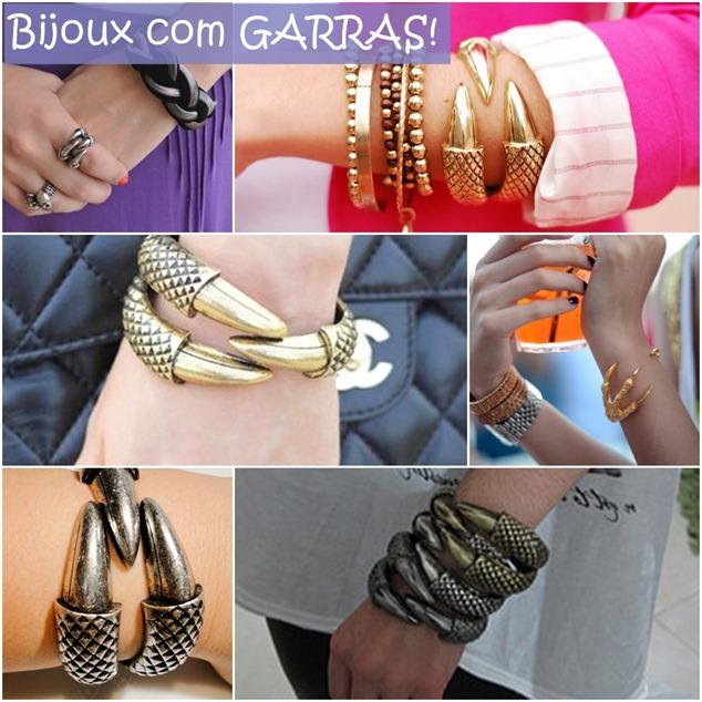 garras bijoux