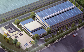 Weichai Westport facility occupies a 215,000 square-foot site in Weifang (central Shandong Province), and has an annual production capability of 20,000 engines.