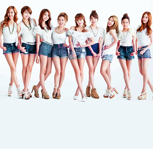 SNSD less blurry