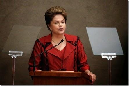 Brazil Dilma Diplomation